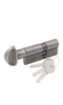 Цилиндр Cortelezzi 117F 30x40 ключ/поворот. ант железо