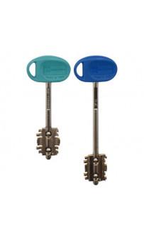 Mottura Аtr. 91399 40 ММ MY KEY комплект ключей для перекодировки