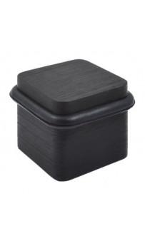 Стопор M&T Minimal 087864 CR-K черный брашированный