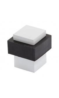 Стопор RDA 113 квадратный белый