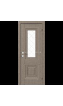 Межкомнатная дверь Versal Esmi, Серый дуб Rodos