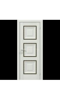 Межкомнатная дверь Versal Irida, Сосна крем Rodos