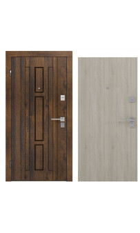 Входные двери Baz 003 Rodos